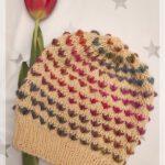 Tulpenmütze zum Zweiten