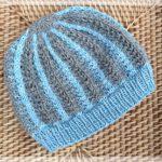 Hebemaschen-Mütze