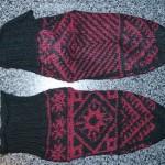 Antike Socken