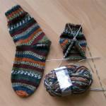 Fahrsicherheits-Socken