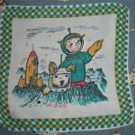 Das gute alte Stofftaschentuch