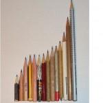 Kleine Bleistifte