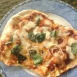 Erste Pizza