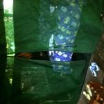 Das Zelt.