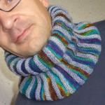 Richtig dickes Ding aus Sockenwolle