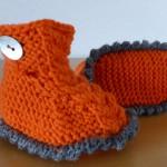 Kleine Dino-Füße