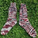 Socken, immer wieder Socken