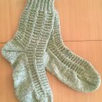 Treppenhaus-Socken
