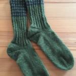 Wieder Possum-Socken