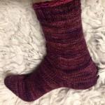Socken, immer wieder