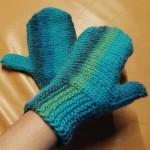 Auftragswerk Handschuhe