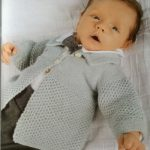 Baby-Strickmode