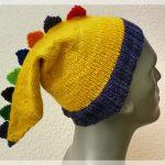 Dino-Mütze