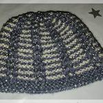 Reflektor-Mütze