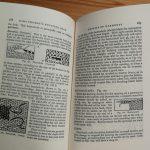 Strickbücher – damals und heute