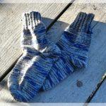 Sockenwolle-Test
