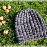 Noch eine graue Mütze