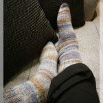 Und wieder Socken