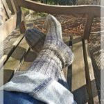 Neue Socken