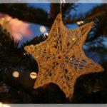 Schneeflocken-Stern